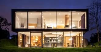 Holanda: Villa V - Paul de Ruiter Architects