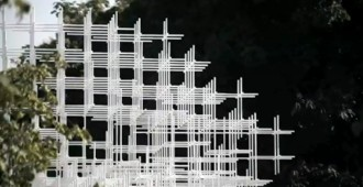 Video: Serpentine Gallery Pavilion 2013, Sou Fujimoto dirigido por James Aiken