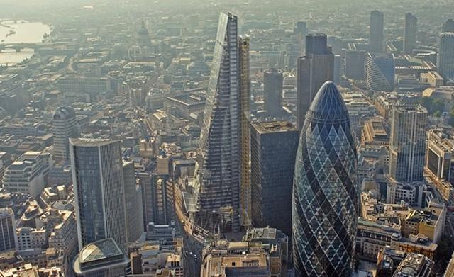 Video: The Leadenhall Building, Londres - Rogers Stirk Harbour + Partners