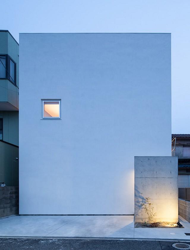 Japón: Casa T, Osaka - Takeshi Hamada