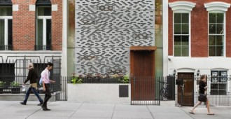 'Urban Townhouse', Nueva York - GLUCK+