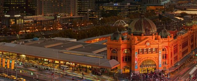 Australia: Los finalistas del concurso para la renovación de la 'Flinders Street Station' en Melbourne