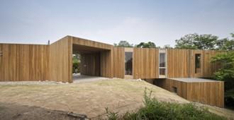 Japón: Casa +node, Prefectura de Hiroshima - UID Architects