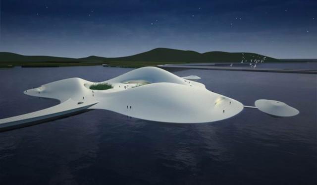 China: 'Pingtan Art Museum' - MAD Architects