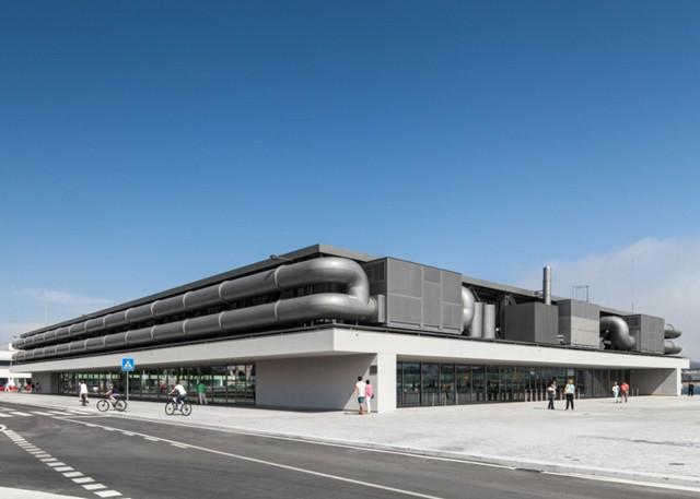 Portugal: Centro Cultural en Viana do Castelo - Eduardo Souto de Moura