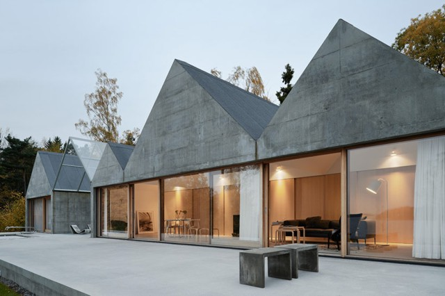 Sweden: Summerhouse in Lågno - Tham & Videgård Arkitekter