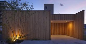 Japón: Casa en Nishimikuni, Osaka - Arbol Design