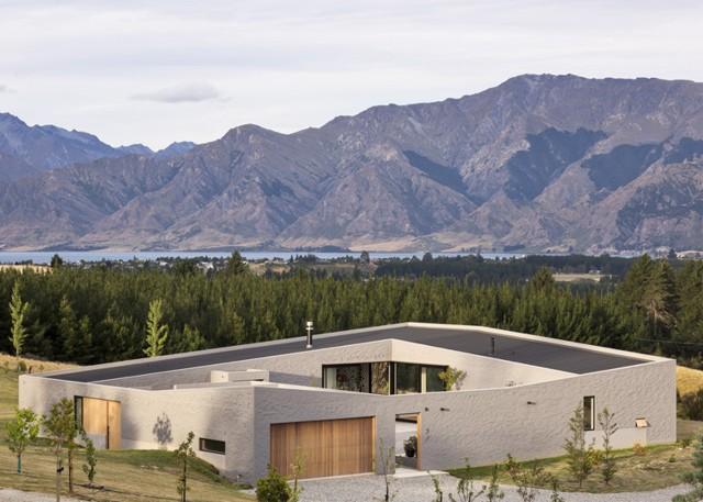 Nueva Zelanda: Casa en el lago Hawea - Glamuzina Paterson Architects