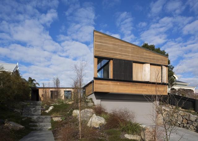 Nueva Zelanda: Casa S, Auckland - Glamuzina Paterson Architects