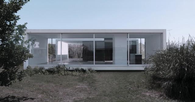 Argentina: Casa suburbana en Gonnet - Bernardo Rosello