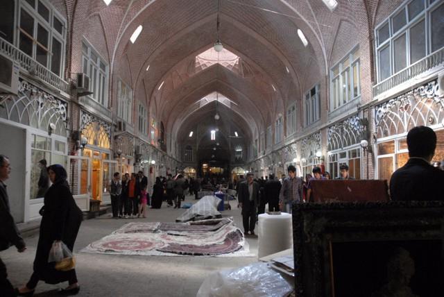 Aga Khan Award for Architecture 2013: Rehabilitación del Bazar de Tabriz, Irán - ICHTO East Azerbaijan Office
