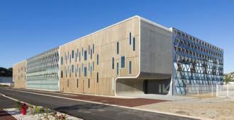 Francia: Hangar H16, Aeropuerto Cannes-Mandelieu - Comte & Vollenweider architectes