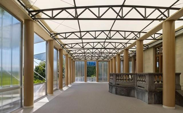 Suiza: Pabellón temporario, Museo Rietberg, Zúrich - Shigeru Ban