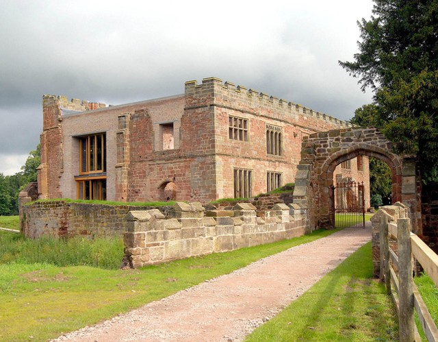 RIBA Stirling Prize 2013: 'Astley Castle' en Warwickshire, Inglaterra - Witherford Watson Mann Architects