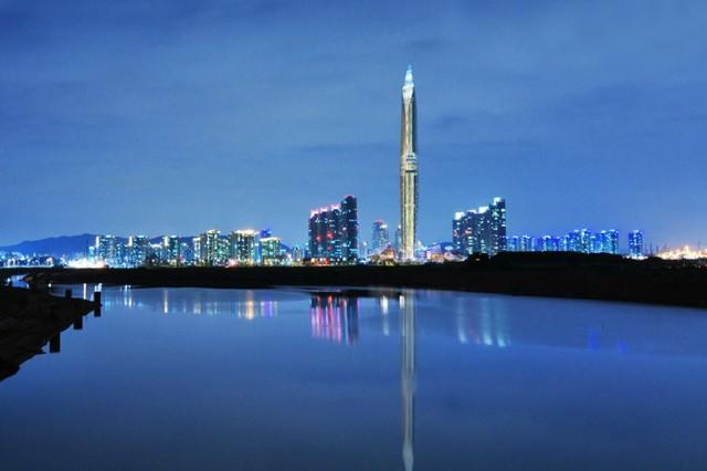 Torre Infinity: la primera construcción 'invisible' del mundo