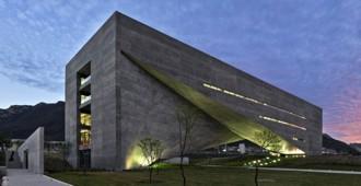 México: 'Centro Roberto Garza Sada de Arte, Arquitectura y Diseño', Universidad de Monterrey - Tadao Ando