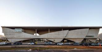 Brasil: 'Cidade das Artes', Rio de Janeiro - Christian de Portzamparc