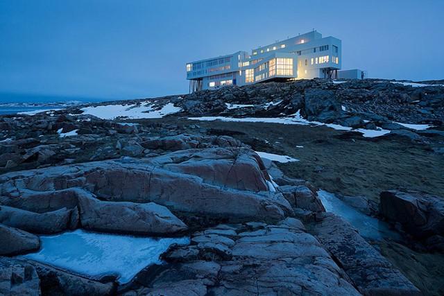Canadá: Fogo Island Inn - Todd Saunders