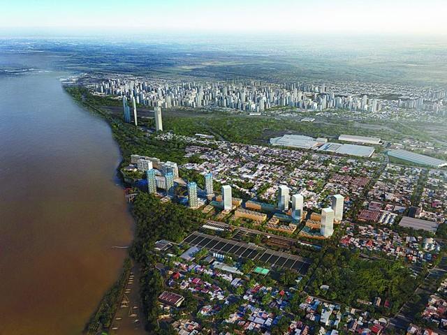Argentina: Master plan de Norman Foster en Rosario