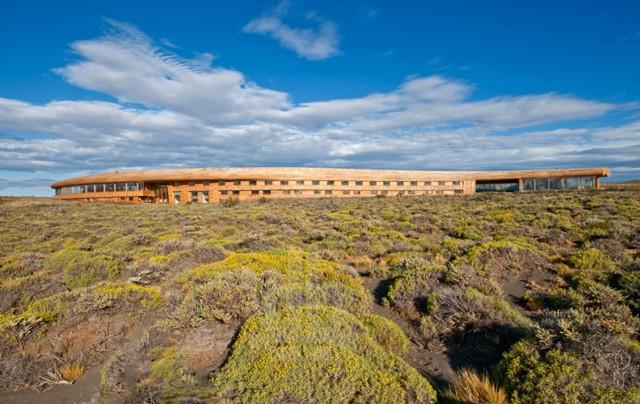 Chile: Hotel Tierra Patagonia, Torres del Paine - Cazú Zegers Arquitectura
