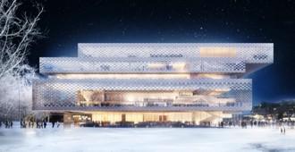 Suecia: Las once propuestas para el futuro 'Nobel Center' en Estocolmo