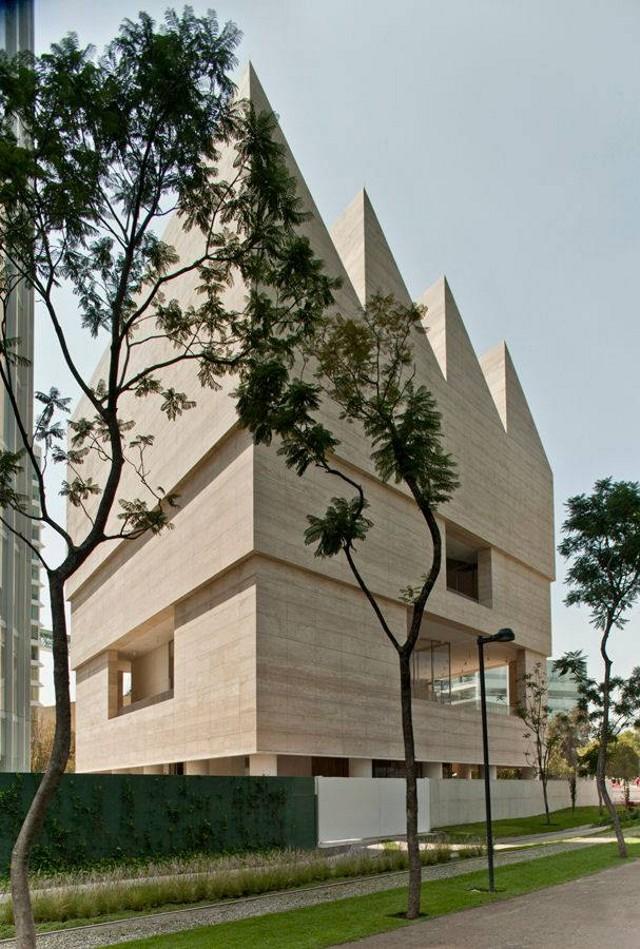 Ciudad de México: Colección Jumex - David Chipperfield