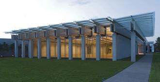 Estados Unidos: Ampliación del Kimbell Art Museum - Renzo Piano