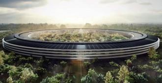 Nuevas imágenes del 'Apple Campus' en Cupertino, California – Foster + Partners