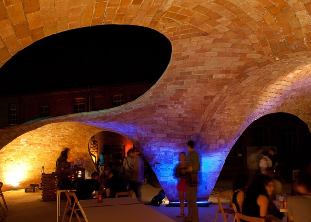 'Bricktopia', Barcelona - Map13