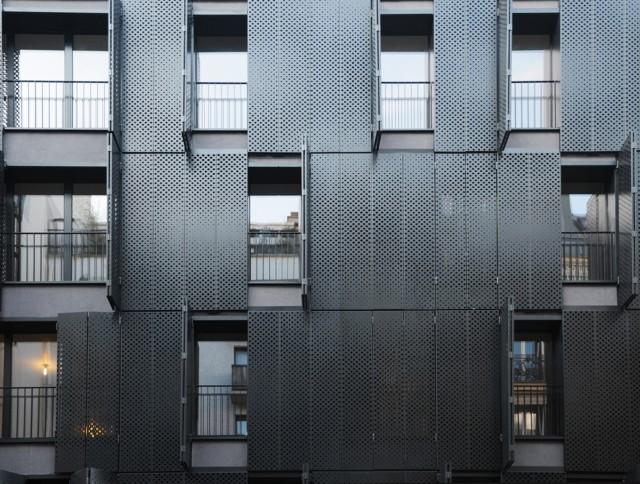 Francia: '10 apparements 113 rue Legendre', París - Avenier Cornejo Architectes