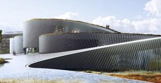 Francia: BIG gana el concurso para la 'Cité du Corps Humain' en Montpellier