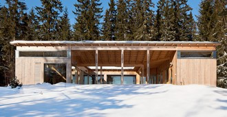 Finlandia: 'Villa Bruun' - Häkli Architects