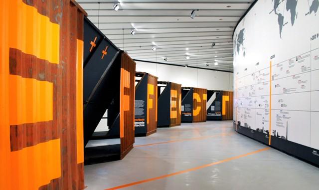 Exhibición: 'Erasmus Effect: Architetti italiani all'estero' en el Museo MAXXI de Roma