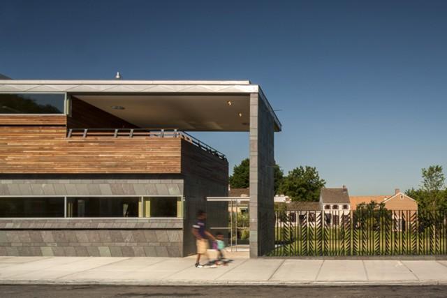 Estados Unidos: 'Weeksville Heritage Center', Nueva York - Caples Jefferson Architects