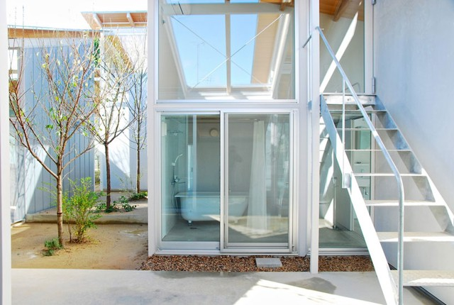 Japón: 'Nishinoyama House', Kioto - Kazuyo Sejima