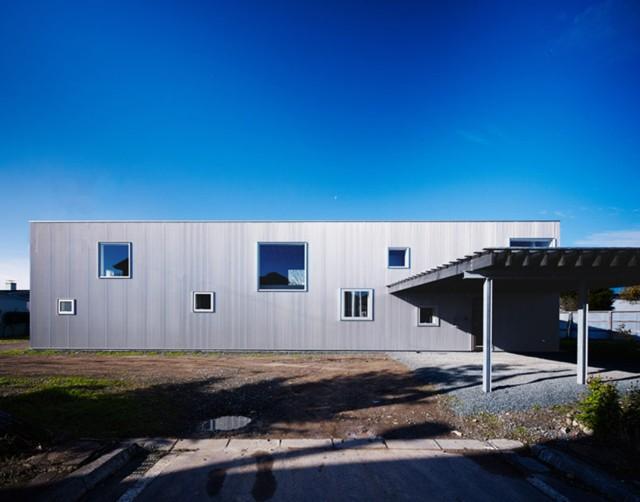 Japón: 'Polyphonic House', Hokkaido - Jun Igarashi Architects