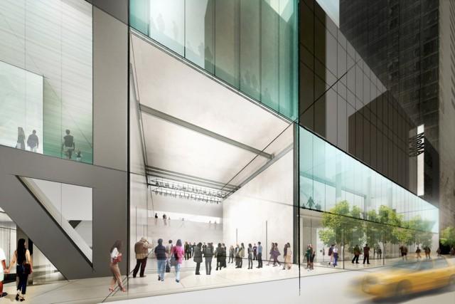 El proyecto de ampliación del MoMA no perdona a la antigua sede del American Folk Art Museum