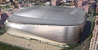 España: Nuevo Estadio Santiago Bernabéu, Madrid -  gmp architekten