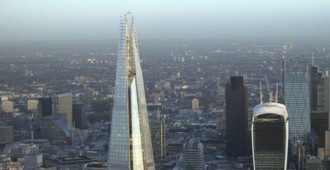 Londres: The Shard, una ciudad vertical sin habitantes