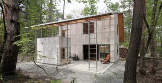Japón: 'Villa en Hakuba', Prefectura de Nagano - Naka Architects