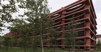 Suiza: Edificio de viviendas Zug Schleife - Valerio Olgiati
