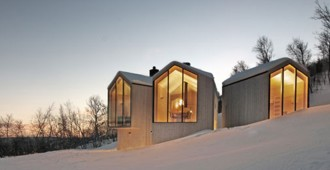 Noruega: Casa de Vacaciones en Havsdalen - Reiulf Ramstad Arkitekter