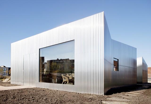 Holanda: 'Rebel House', Almere - Jacco van Wengerden + Gijs Baks