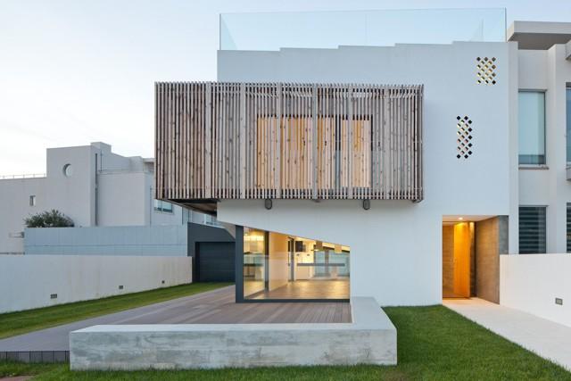 Portugal: Casa en Oporto - e 348 arquitectura
