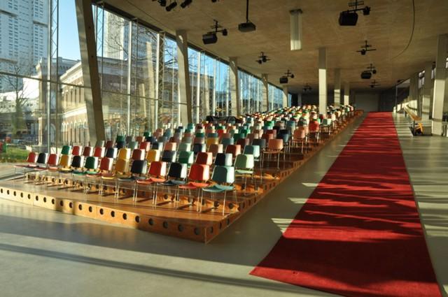 OMA renueva el Kunsthal en Róterdam