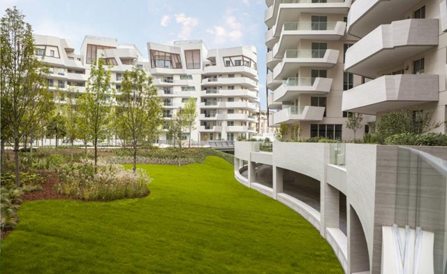 Italia: 'Libeskind Residences', Milán