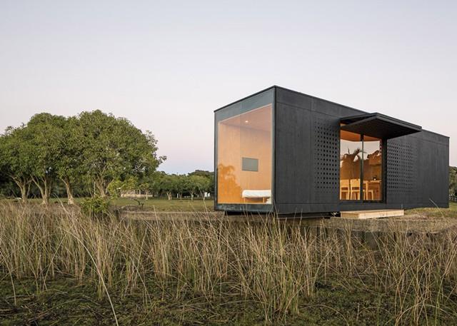 Brasil: Minimod, módulo prefabricado en Porto Alegre - MAPA
