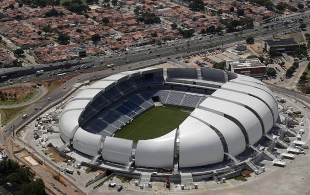 Brasil 2014: 'Arena das Dunas', Natal - Populous