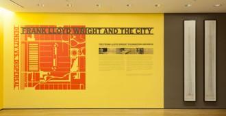Exhibición: 'Frank Lloyd Wright and the City: Density vs. Dispersal' en el MoMA
