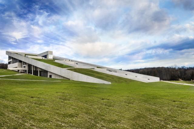 Dinamarca: 'Moesgaard Museum', Arhus - Henning Larsen Architects